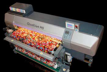 stampante digitale tessile QualiJect HSD